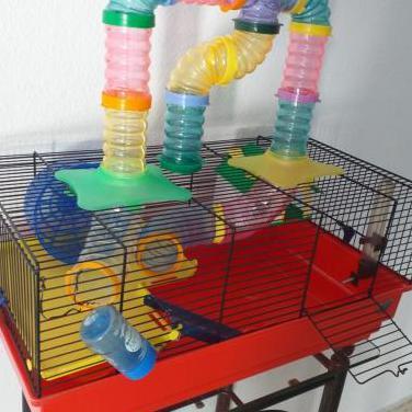 Jaula para ratones
