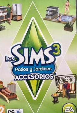 Los sims 3: patios y jardines ( pc )