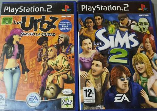 Pack Sims Ps2