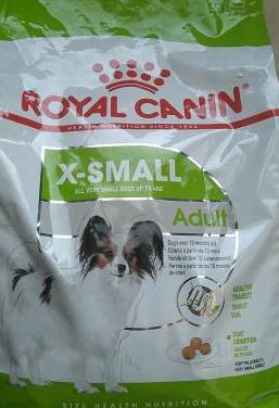 Pienso royal canin x-small adulto