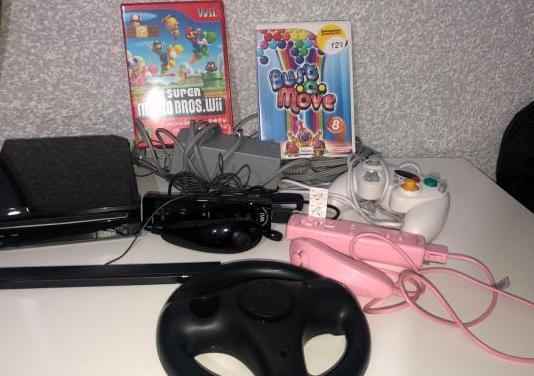 Wii 2 juegos y accesorios