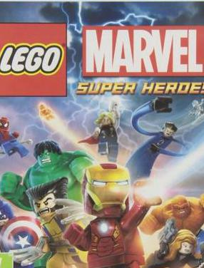 Juego lego marvel superhéroes ps4