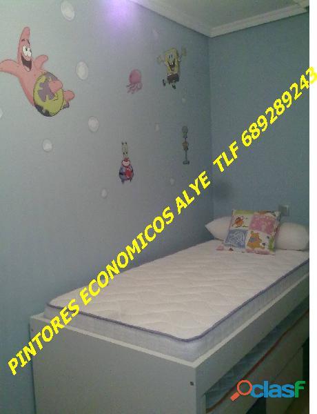 pintor en valdemoro dtos octubre 689289243 españoles y economicos 2
