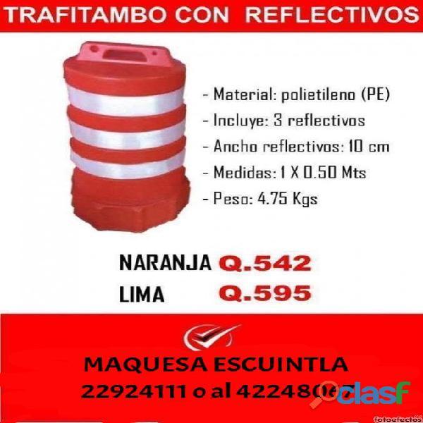 Tambos viales Maquesa