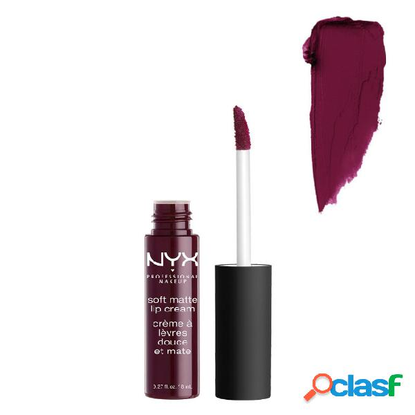 Nyx soft matte lip cream copenhagen 8ml
