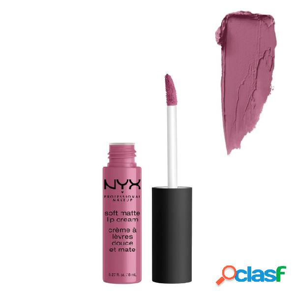 Nyx soft matte lip cream montreal 8ml