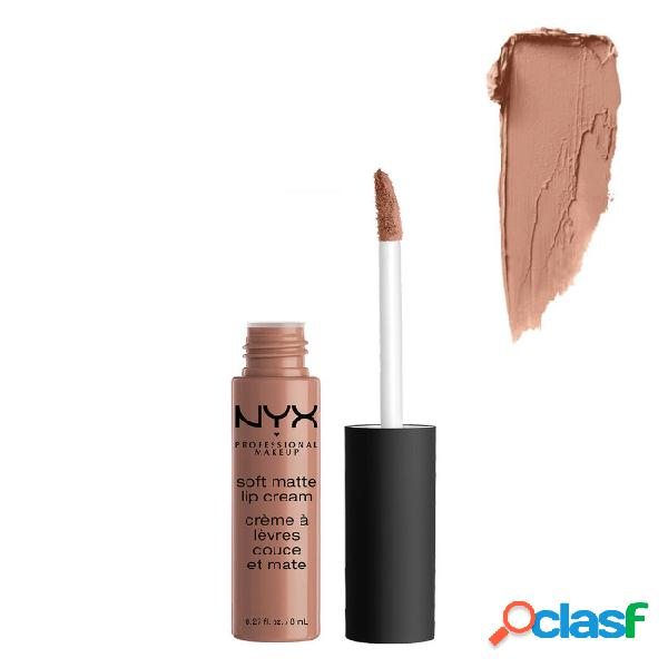 Nyx soft matte lip cream abu dhabi 8ml