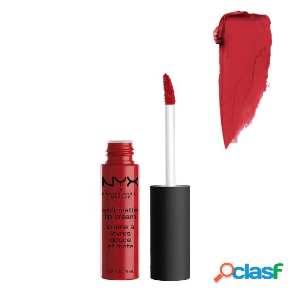 Nyx soft matte lip cream amsterdam 8ml