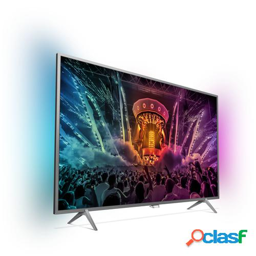 Philips led 4k 55pus620112 silver