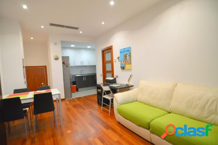 Moderno piso 1 Dorm Piscina 3