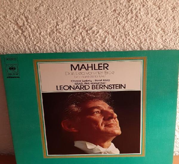 2 albums dobles musica clasica - mahler