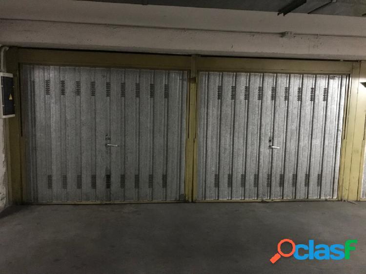 Venta plaza garaje cerrada 1
