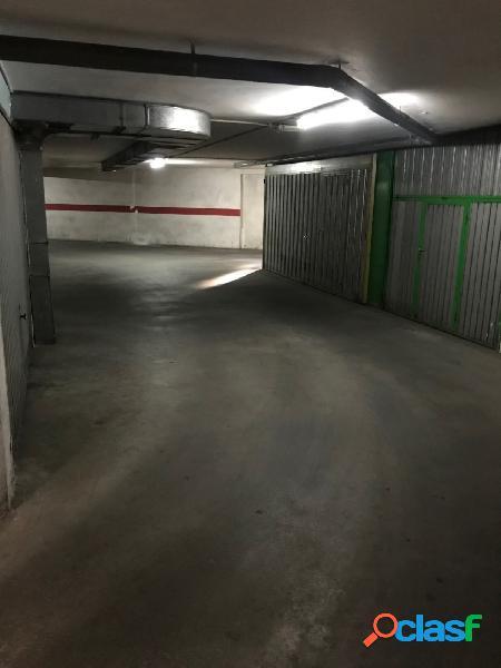 Venta plaza garaje cerrada 3