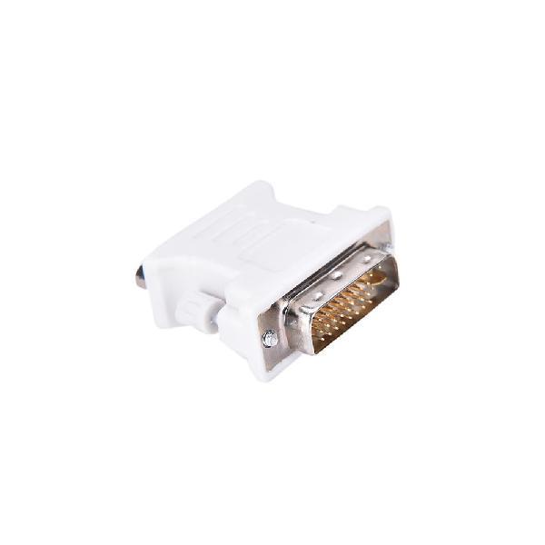 Adaptador dvi-d (24+1) pin macho a vga hembra