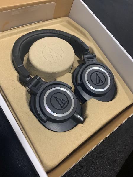 Audio technica ath m50x.