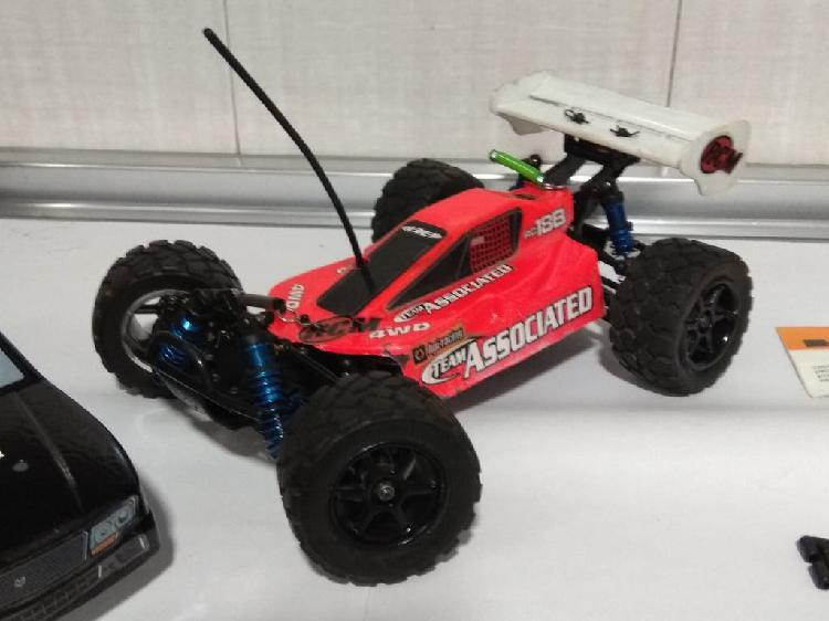 Chasis coche rc 1.18 buggy hpi..