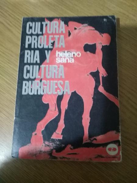 Cultura proletaria y cultura burguesa