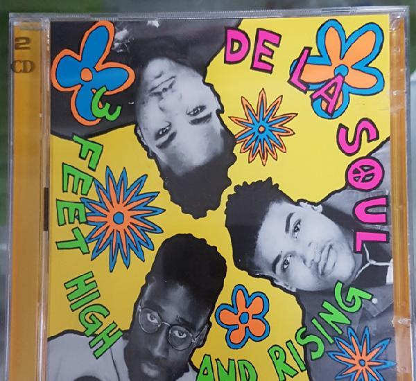 De la soul 3 feet high and rising cd