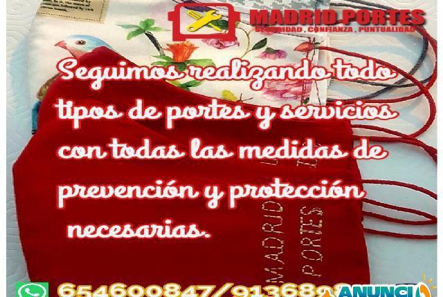 EMPRESA ESPECIALIZADA-PORTES EN POZUELO DE ALARCON - Madrid