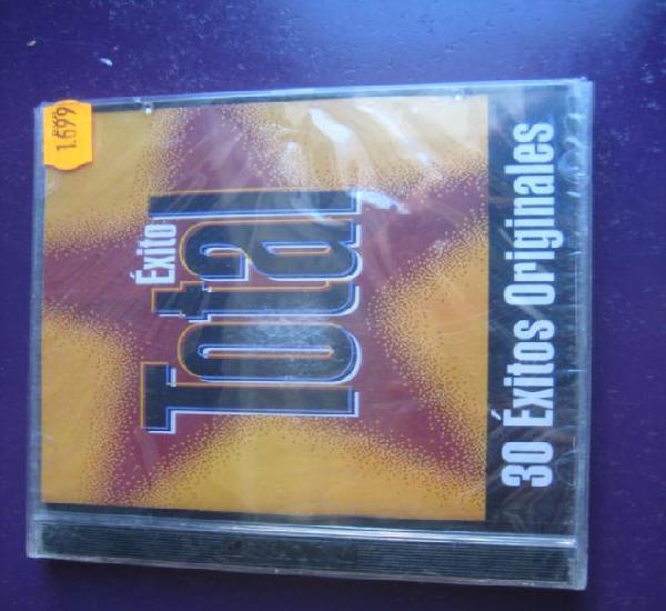 Exito total cd doble bmg 1997 precintado - depeche mode -