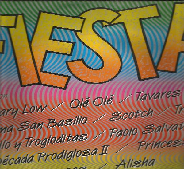 Fiesta 1986 (loquillo,ole ole etc)