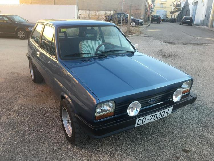 Ford fiesta mk1 957
