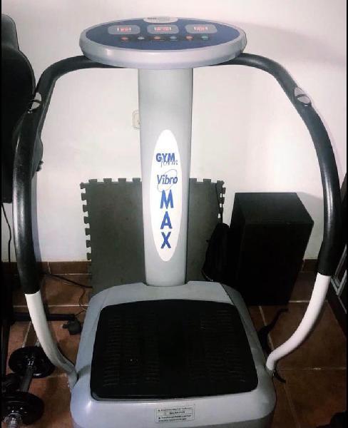 Gym form vibro max (como nueva )