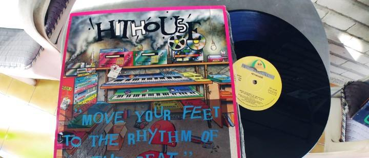 Hithouse-maxi move your feet to the rhythm the beat