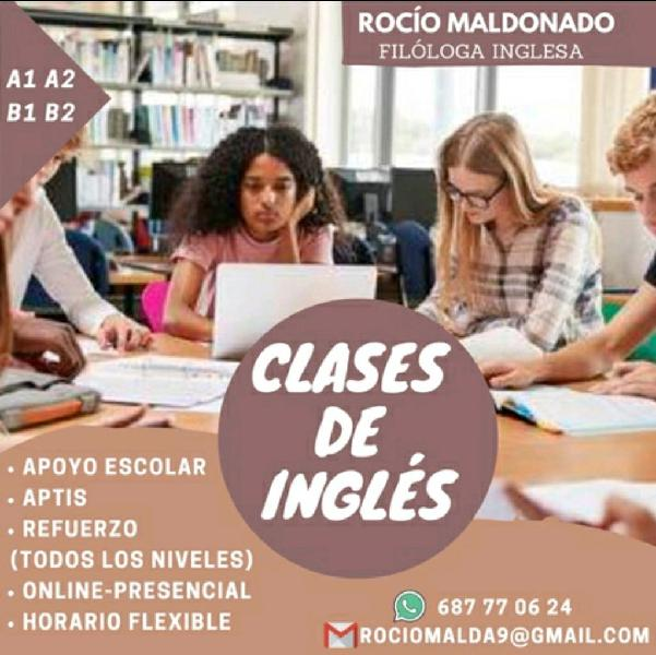 Inglés (clases)