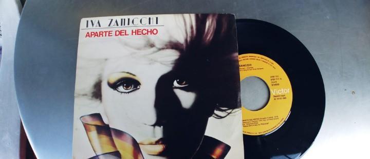 Iva zanicchi-single aparte del hecho