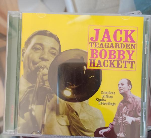 Jack teagarden, bobby hackett - complete fifties studio