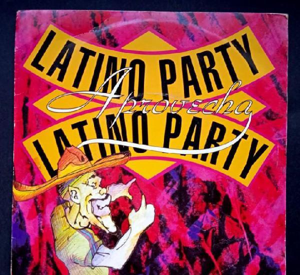 Latino party - aprovecha (rock / garage mix) - single