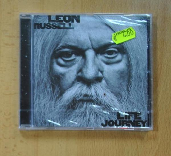 Leon russell - life journey - cd