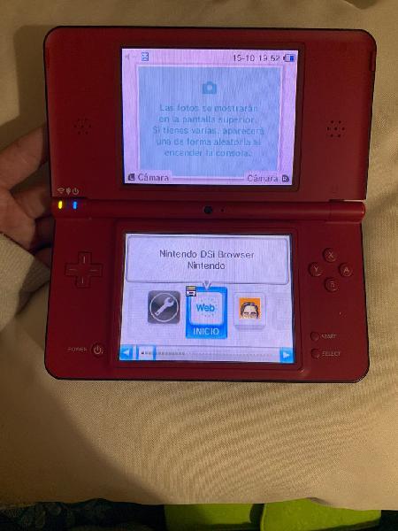 Nintendo dsi xl super mario bros. 25th anniversary