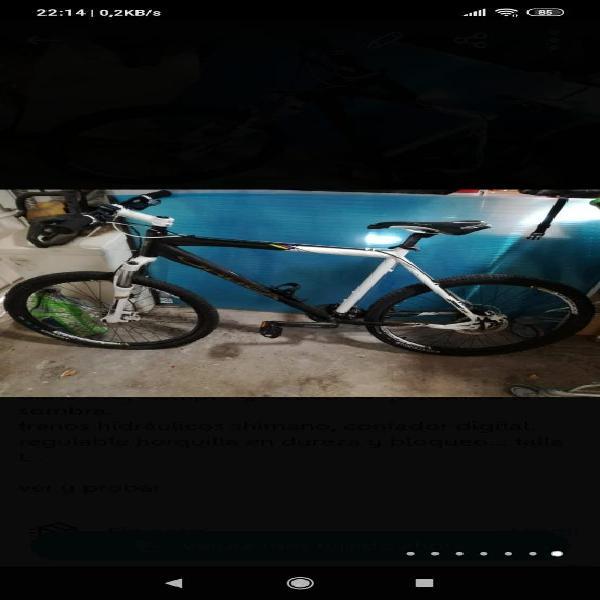 Orbea mtb mountain bike