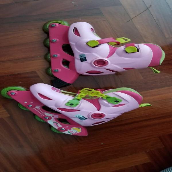 Patines patinaje en línea play