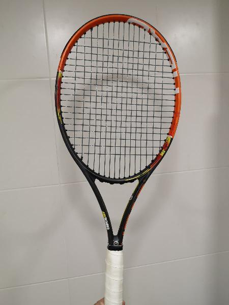 Raqueta tenis head radical mp