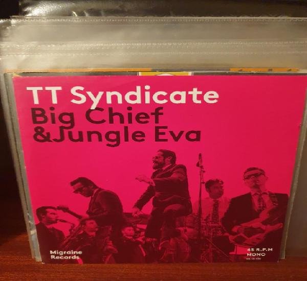 Tt syndicate / big chief / migraine records 2018