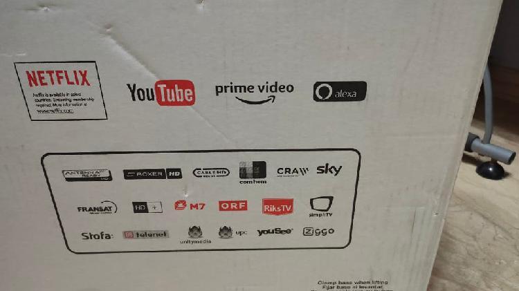 "Tv 39"". full hd. smart tv. wifi. compatible alexa"