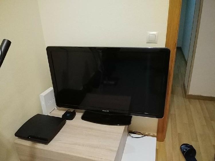 Televisión philips hd
