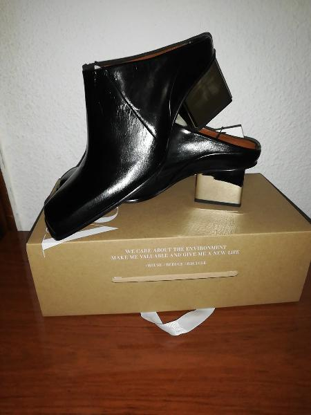 Zapatos mule zara