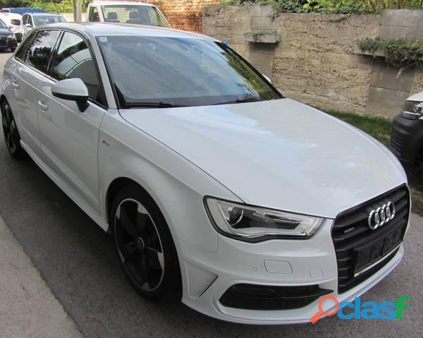 Audi A3 SB quattro Sport 2.0 TDI DPF 2