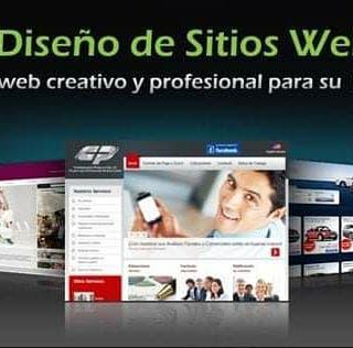 Diseñamos tu página web o tienda virtual.