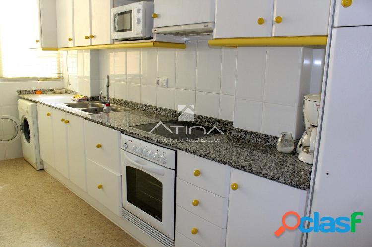 Apartamento con bonitas vistas al mar situado en 3ª linea playa Daimús, 3