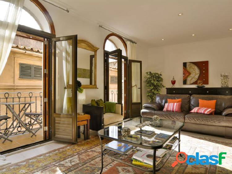 Mallorca next properties - apartamento 3 dormitorios, 3 baños totalmente amueblado y reformado.
