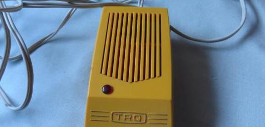 Alimentador de corriente trq