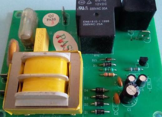 Alimentación input 250v - output 12vdc, 25a