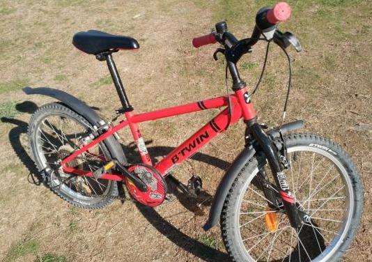 Bicicleta niño B'twin Racing Boy 320 20