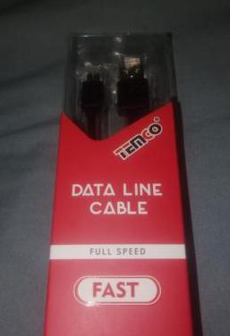Cable carga rapida micro usb android