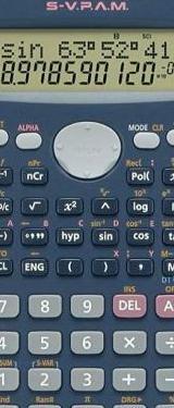 Calculadoras escenifica inteligentes